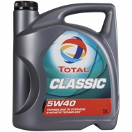 Aceite 5W40 Total classic