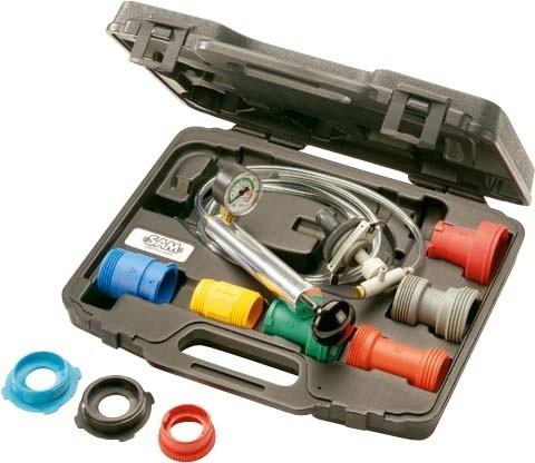 Comprobador de circuitos y tapones de refrigeración (SAM)