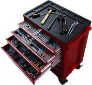 Carro de 7 cajones con  herramientas