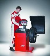 Equilibradora de neumáticos