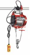 Polipasto eléctrico 250-500kg