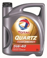 Aceite Total Quartz 9000 5W40 5L