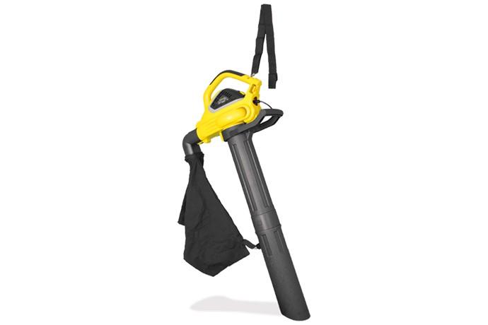 Soplador, aspirador y triturador 2200W