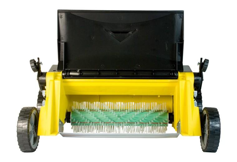 Barredora peinadora de césped artificial