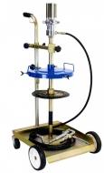 Equipo Neumático de Distribución de Grasa