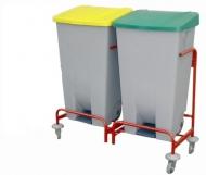 Carro contenedores  reciclaje