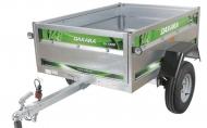 Remolque de carga  DAXARA 148