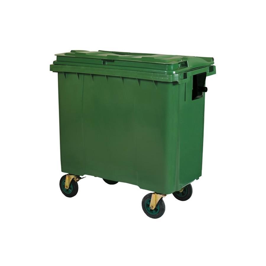 Contenedor de basura 600 litros