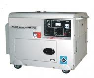 Generador de gasoil silencioso PEZZAS (3 KVA)