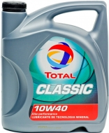 aceite 15w40  Total  classic