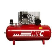 Compresor de aire comprimido 270L - 5,5 hp