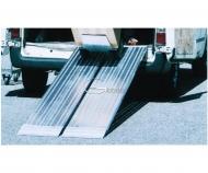 Doble rampa furgoneta