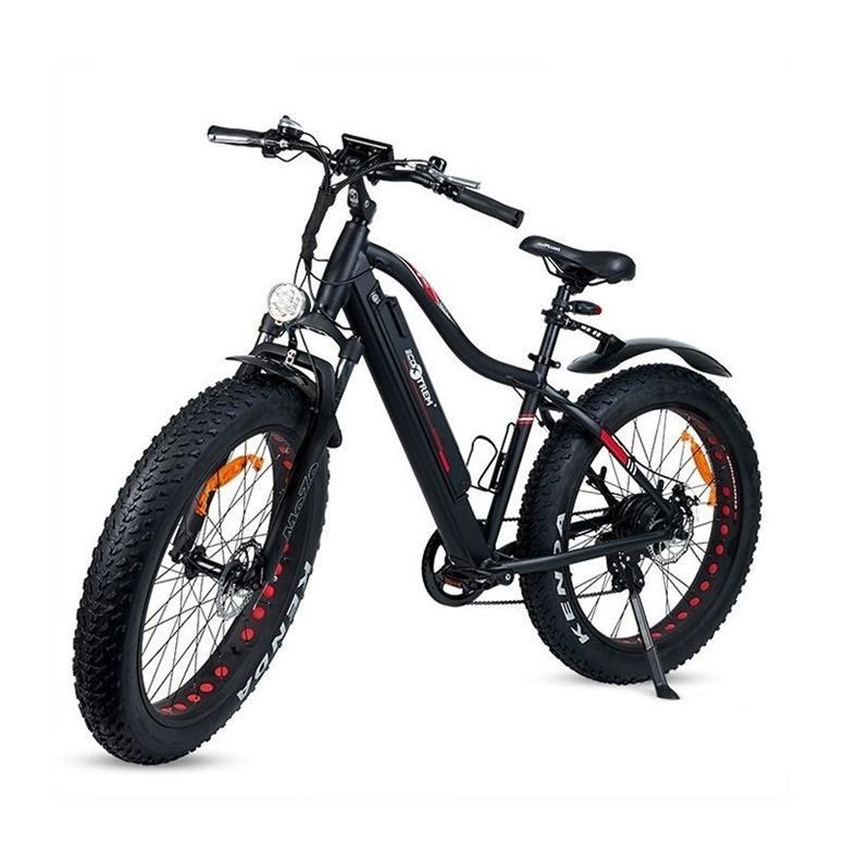 Bicicleta Eléctrica Ruedas Anchas