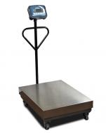 Báscula plataforma móvil