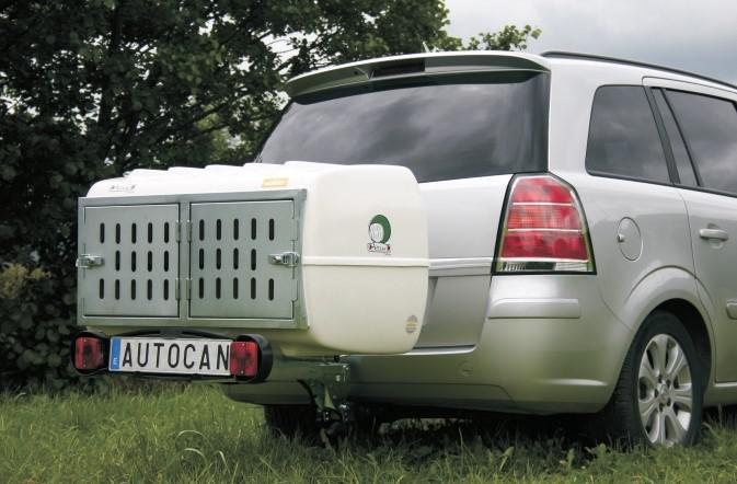 Porta-perros Autocan  Magnum