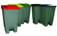 Contenedor Residuos Selectivo 120 Litros