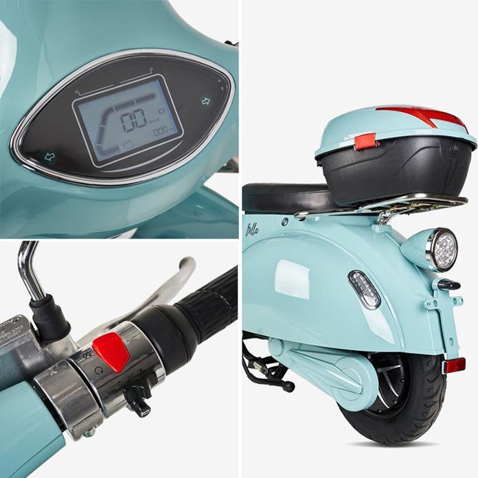 Scooter Eléctrica para Adultos