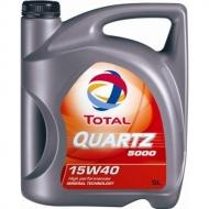 Aceite 15W40 Total Quartz  5000