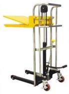Apilador  traslación y elevación manual